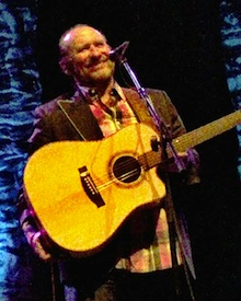 Colin Hay performs at The Keswick Theater, Glenside, PA. April 28, 2012.