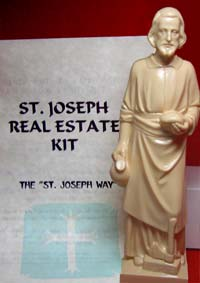 St. Joseph Home Selling Kit. Nonsense.